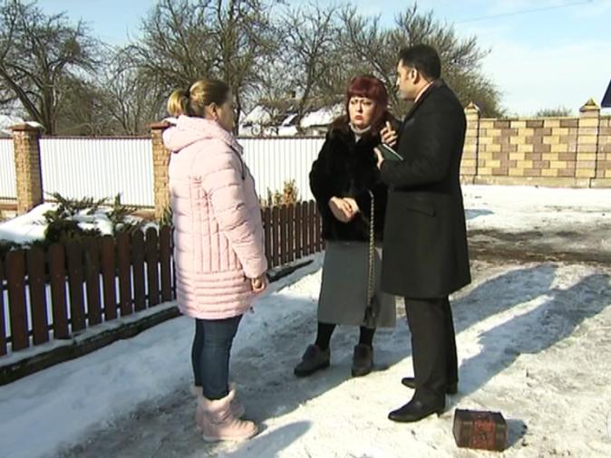 У селищі Луків Турійського району пройшли зйомки проекту«Слідство ведуть екстрасенси»