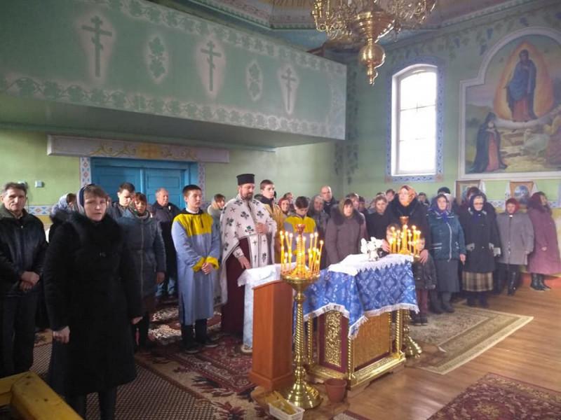 Радошин: у місцевому храмі відбулося друге богослужіння після переходу до Православної церкви України