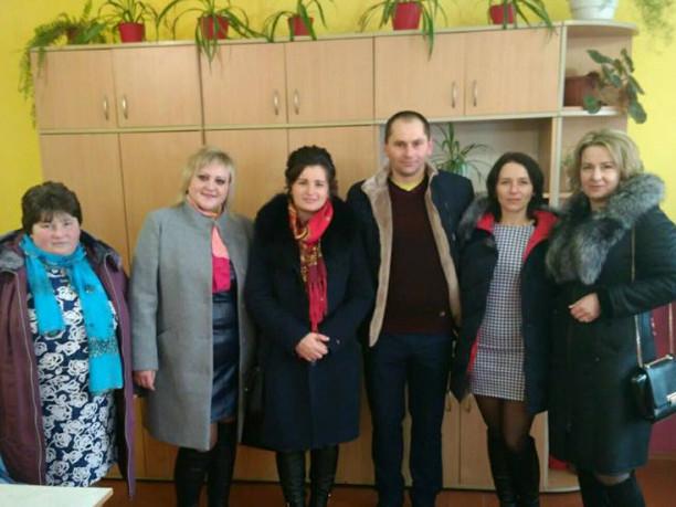 Випускники школи села Заліси