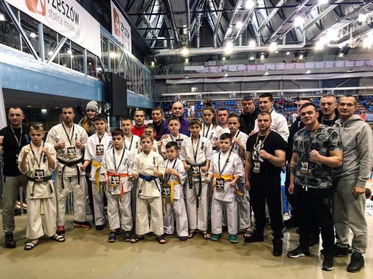 Юні ковельські каратисти взяли участь у міжнародному турнірі у Польщі