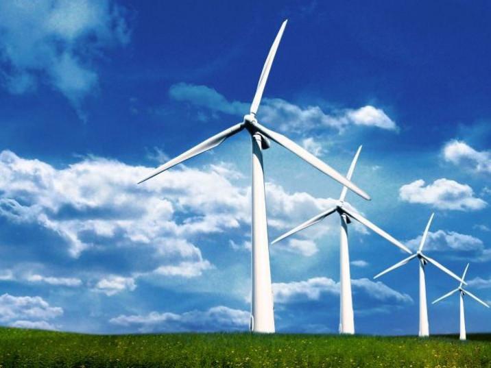 Вітроелектростанції