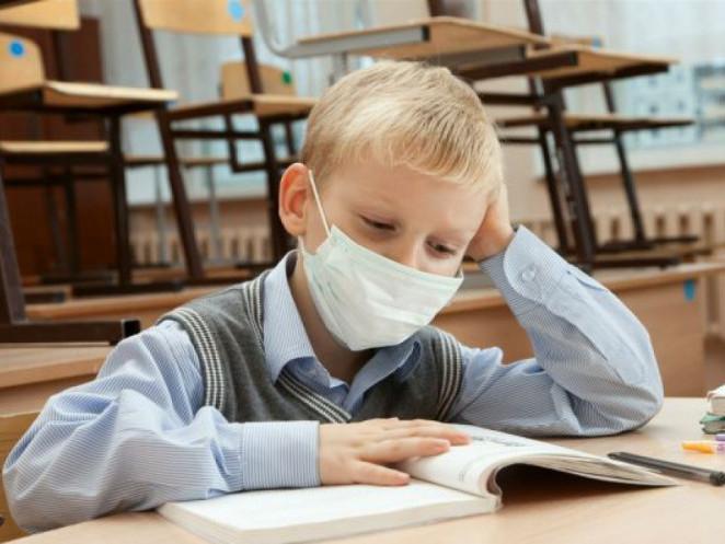 Через грип та ГРВІ на карантин у Ковелі закривають ще одну школу