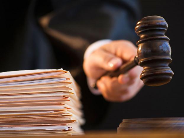 У Любомлі не працює районний суд