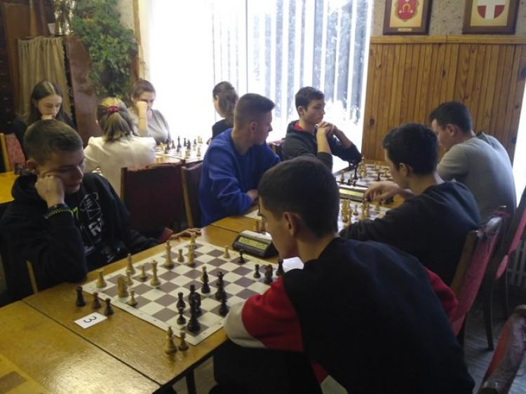 У Ковелі відбувся шаховий турнір серед студентів