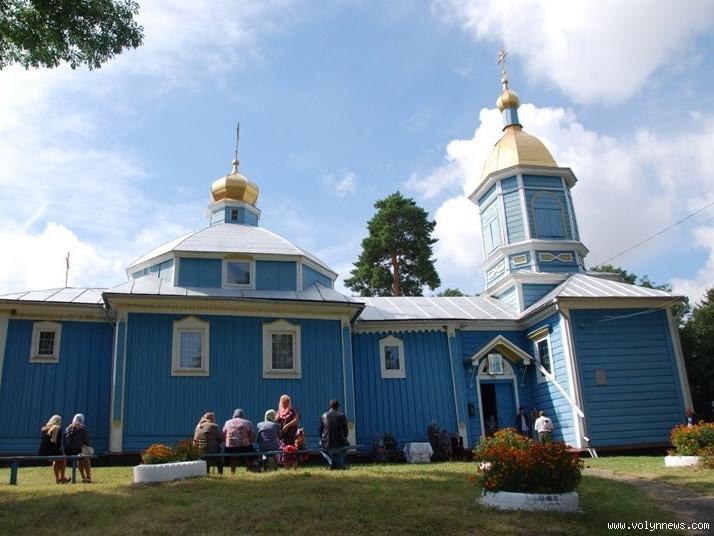 Храм у Шепелі