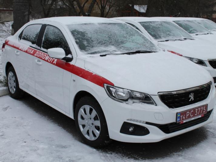 Рожищенський центр первинної медико-санітарної допомоги отримав авто