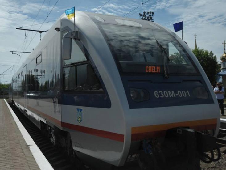 Поїзд Ковель – Хелм, тимчасово відправлять на ремонт