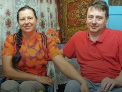 Марина і Володимир Мажули