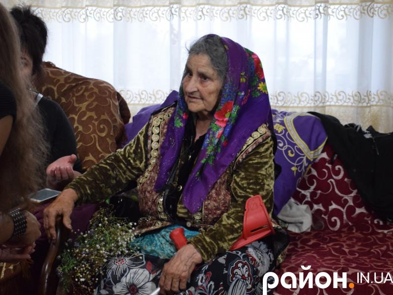 Любов Сергіївна — жертва «непоміченого» геноциду