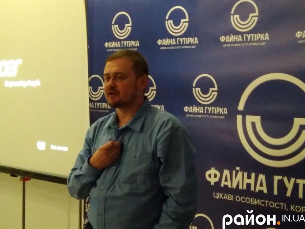 Письменник анонсував зйомки третьої частини роману «Червоний»