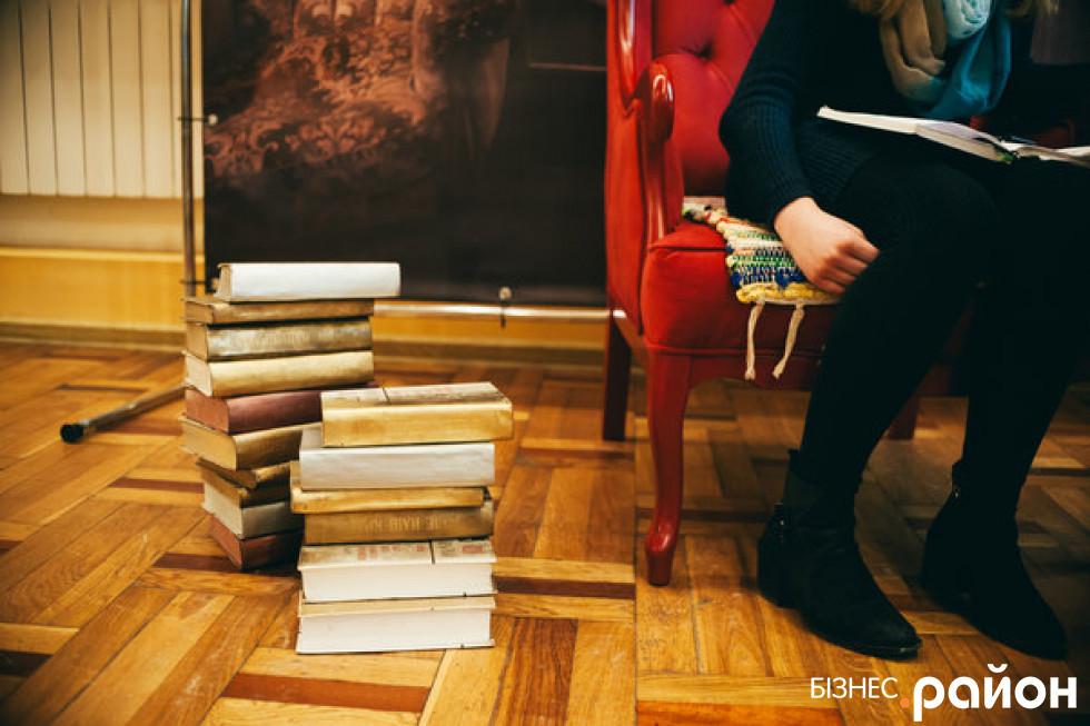 Христя Венгринюк започаткувала проект «Читати легко», щоб зробити дитячу книгу доступнішою