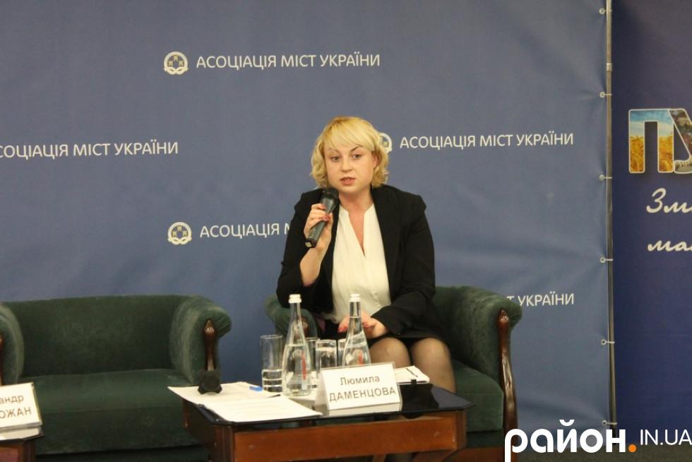 Людмила Даменцова