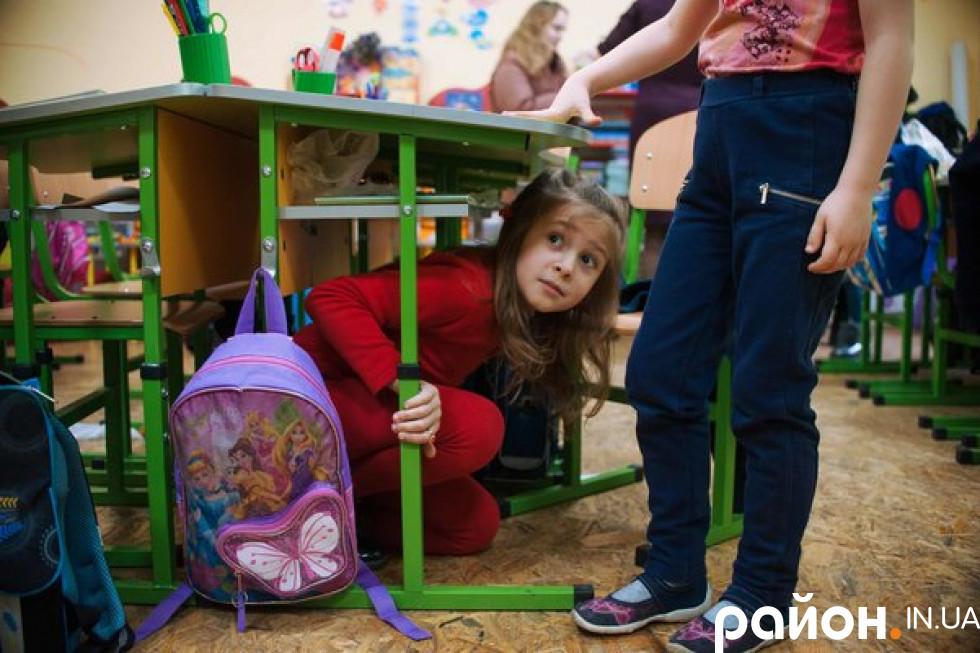 Потреба дітей у грі задовольняється