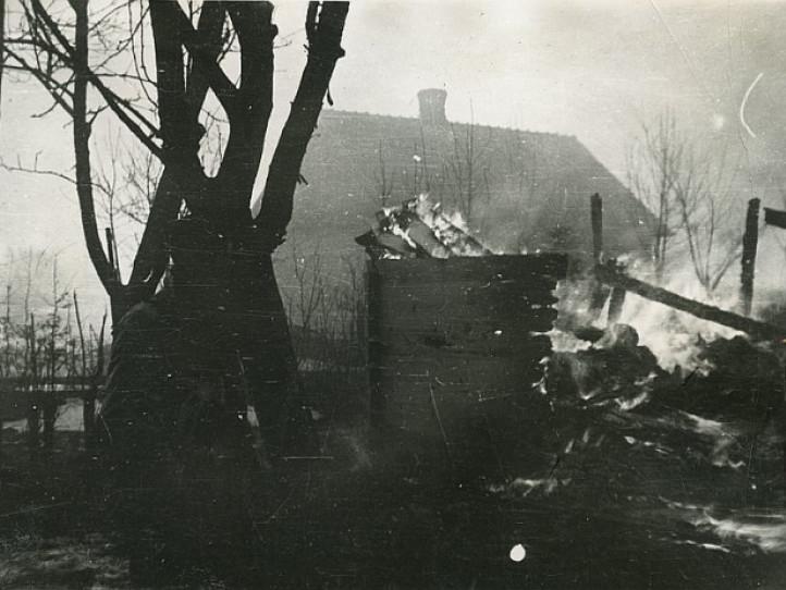 75 років тому у Вижгові живцем спалили шість людей