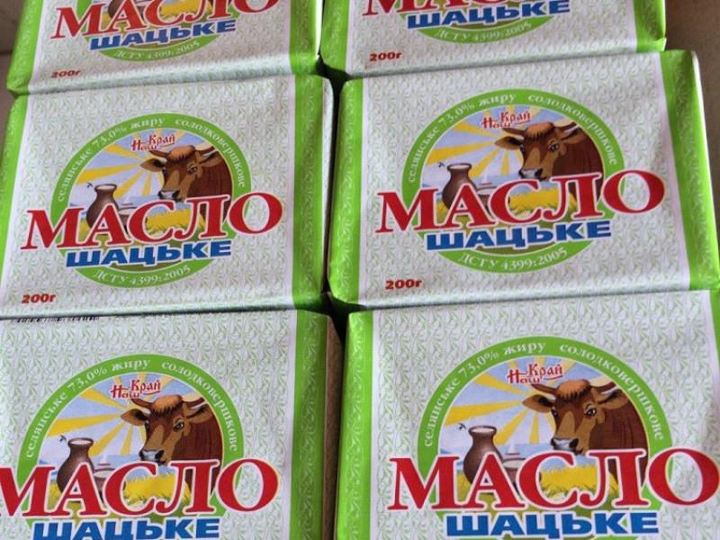 Бренд «Шацьке масло» понад 10 років радує волинських гурманів якісним натуральним продуктом.