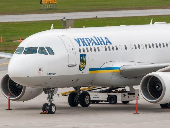 Петро Порошенко зробив бортом №1 вітчизняний літак Ан-148