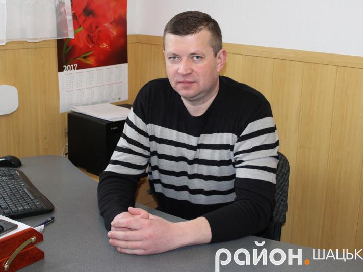 Третьогоберезня Віталію Юрчуку виповнилося 40 років