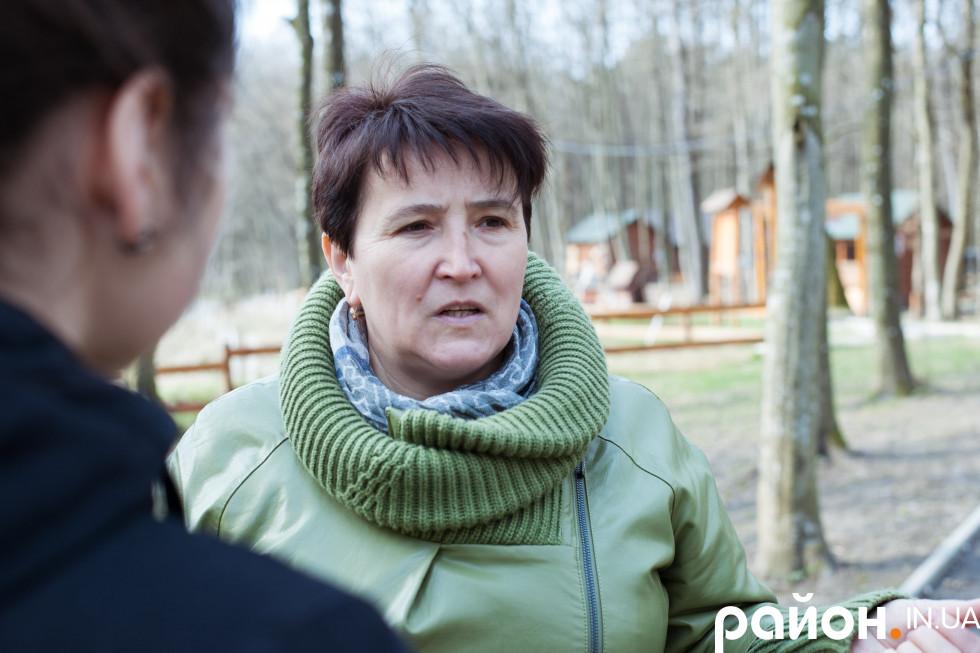 Валентина Юхимчук