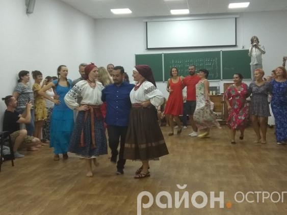 Вечір української культури на «Орф-Шульверк»