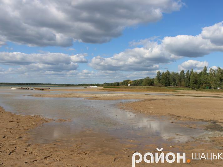 Зникає Світязь – найчистіше, найглибше озеро України