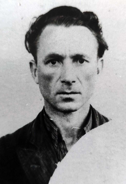 Іван Гончарук 1955 рік