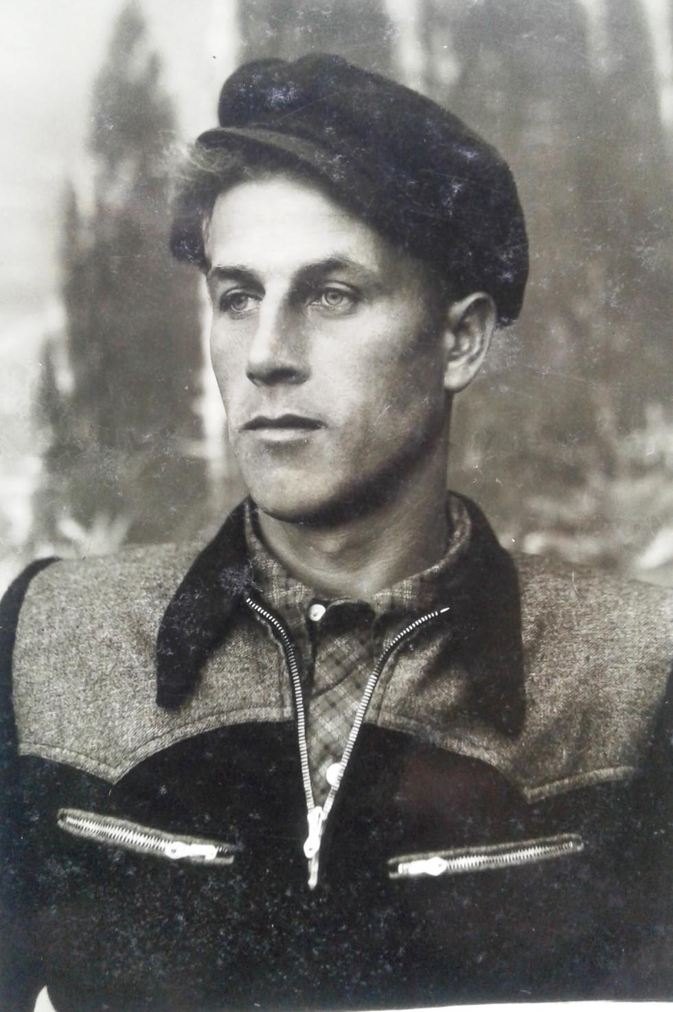 Олександр Бабінчук у засланні