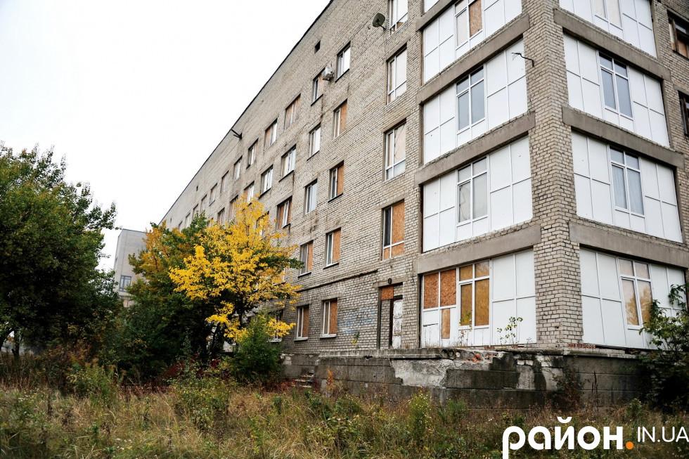 До збройного конфлікту в Авдіївці працювала п'ятиповерхова сучасна лікарня