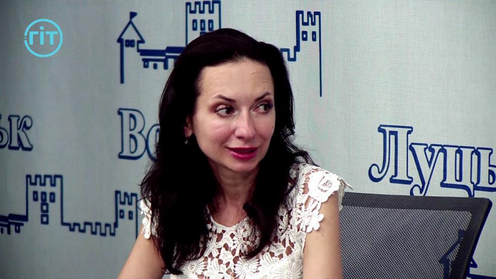 Оксана Урбан
