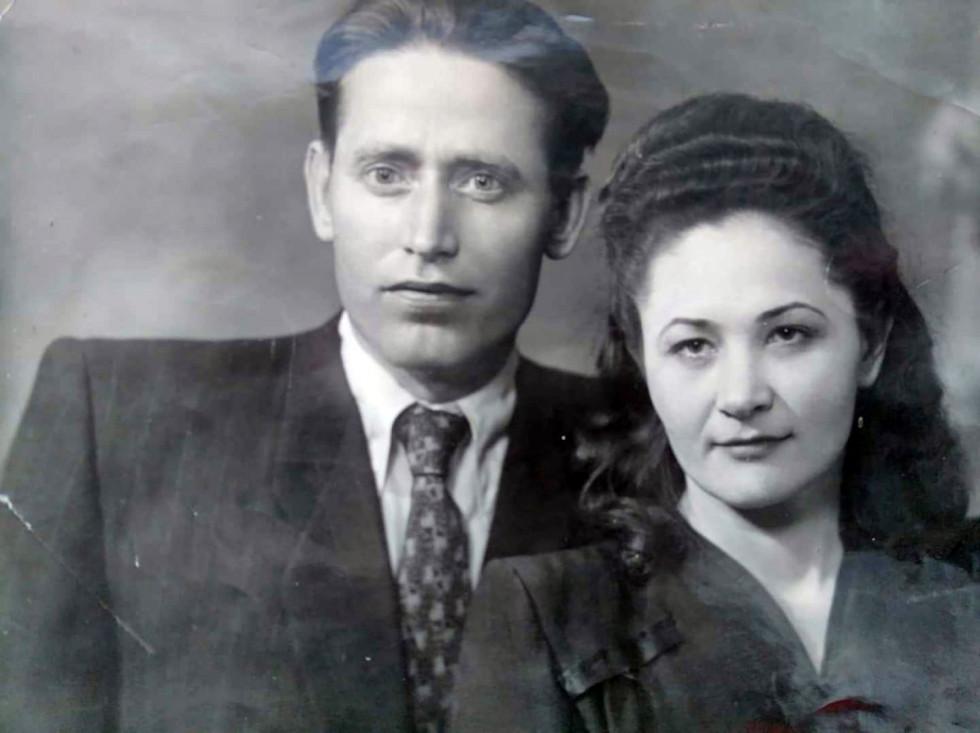 Дмитро і Віра Іващенко