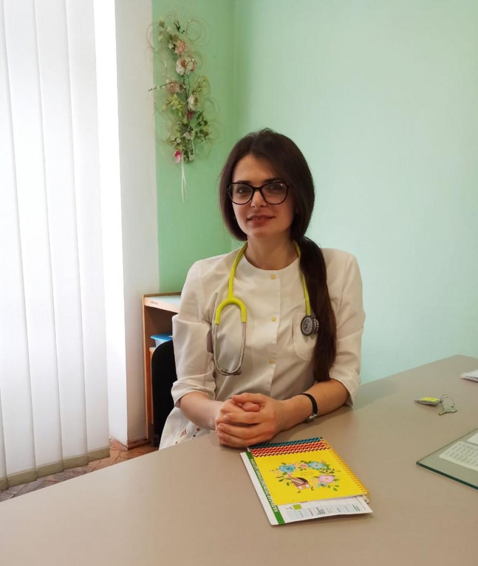 Леся Іванишин