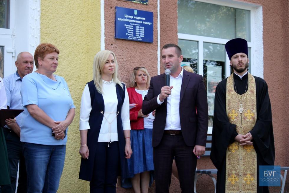 Голова Зимнівської ОТГ В'ячеслав Католик