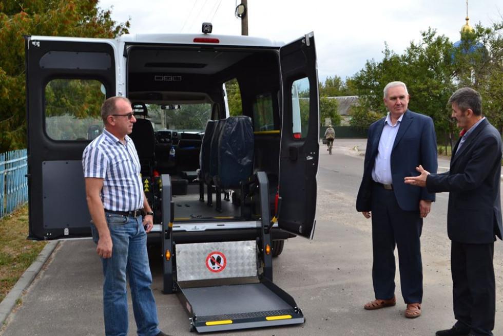 У Турійській громаді проживає 29 людей, які пересуваються на візках.