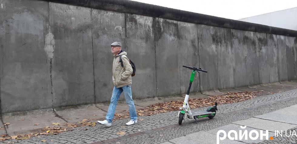 Так виглядає Берлінська стіна сьогодні