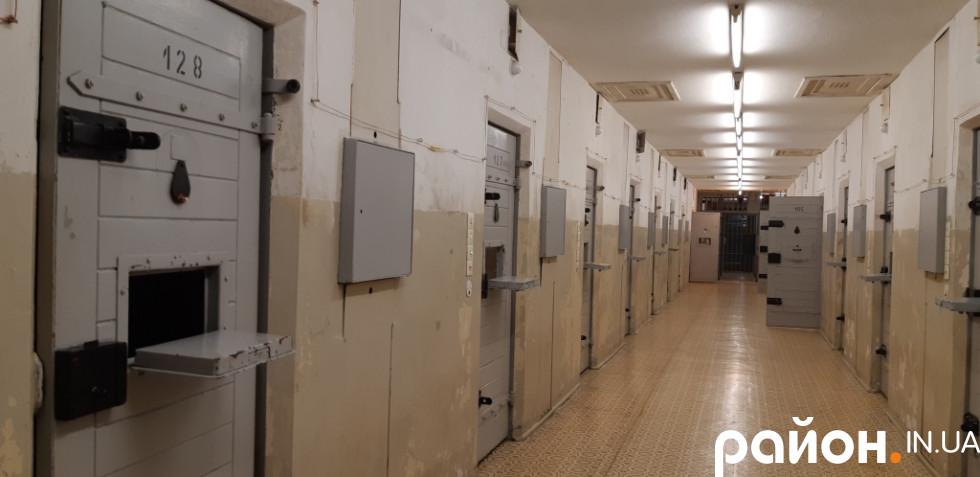 Тюрма Штазі, у якій людина втрачала відчуття часу і зв'язку з реальністю. Потрапити сюди міг кожен