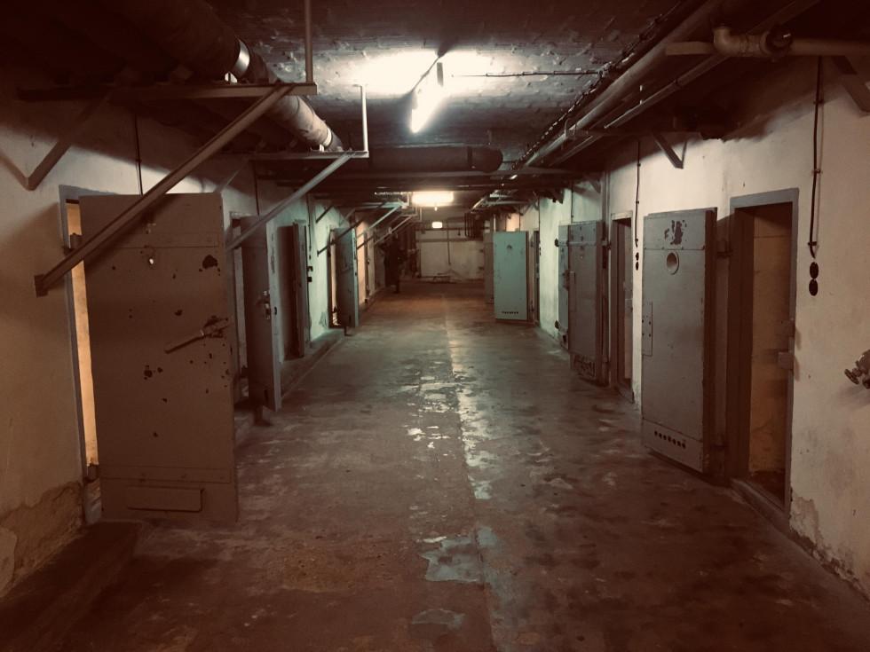 Старий корпус тюрми НКВС-МДБ, яка працювала після 1945-го року