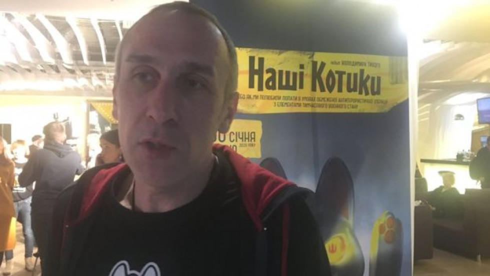 Режисер та автор сценарію Володимир Тихий
