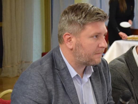 Президент Люблінського відділення Товариства польських журналістів Войцех Покора