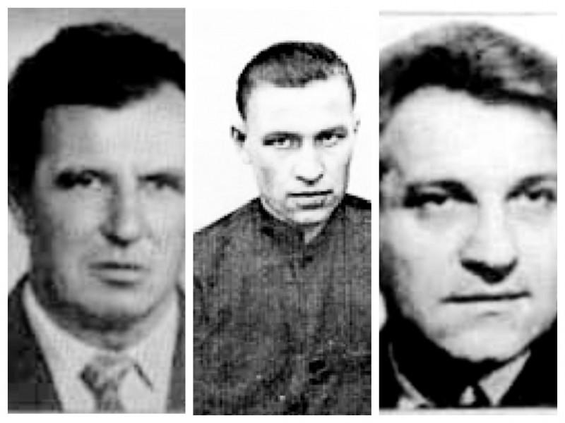 Олександр Сосіцький, Юрій Патута, Євген Хринюк