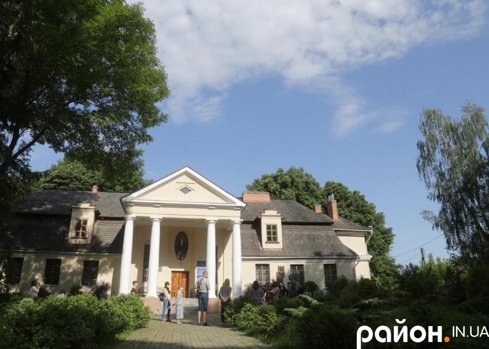 Меморіальний музей В'ячеслава Липинського у Затурцях