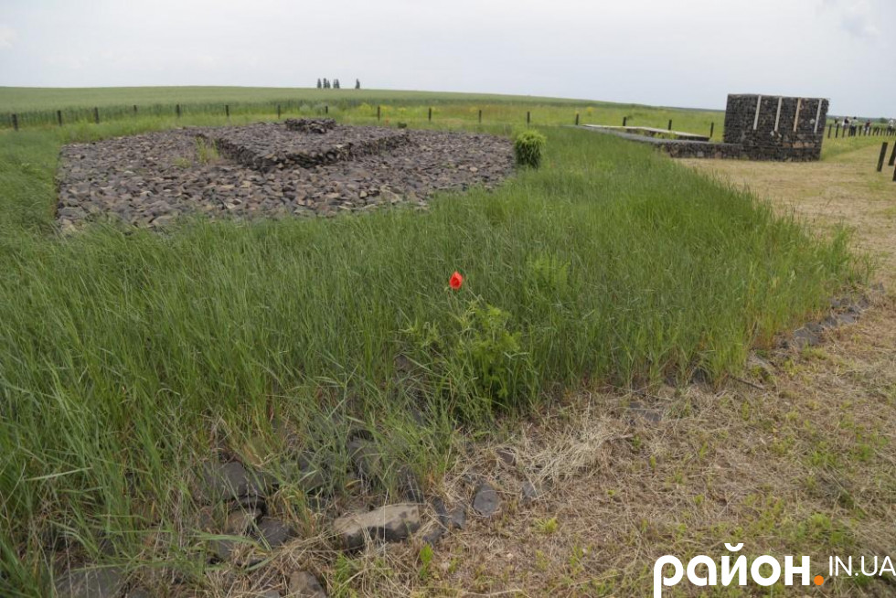 Меморіал у селі Кисилин