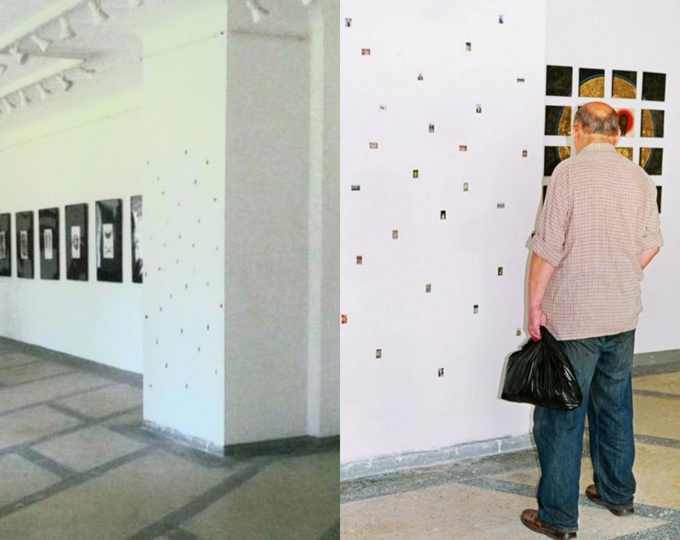 Інсталяція Synchrodogs  в Галереї мистецтв 2012 року