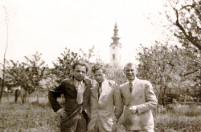 Михайло Чигрин і його друзі в Жидичині